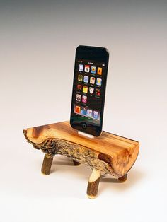iPhone dock. iPod docking station.