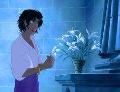 "Esmeralda genderbend singing ""God help the outcasts"" by esmeraldo"