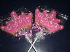 Princess Crown Krispy Treats