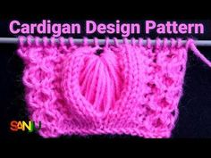Awesome knitting cardigan pattern – The Best Ideas Sweater Knitting Patterns, Cardigan Pattern, Knitting Designs, Knitting Projects, Crochet Patterns, Knitting Videos, Arm Knitting, Knitting Stitches, Crochet Tools