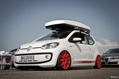 VW UP! Airride G.A.S