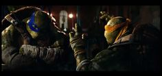 Mikey Please ... enough - Teenage Mutant Ninja Turtles: Out of the Shadows