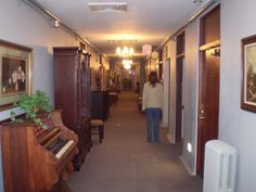 Grand Hotel Jerome, AZ  Orb or Dust??