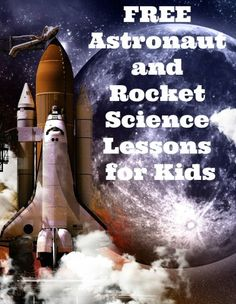 Free Astronaut and Rocket Ship Lessons -