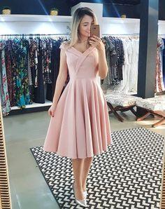 Shop Sexy Trending Dresses – Chic Me offers the best women's fashion Dresses deals Elegant Dresses, Pretty Dresses, Beautiful Dresses, Casual Dresses, Short Dresses, Formal Dresses, Pink Prom Dresses, Homecoming Dresses, Modest Fashion