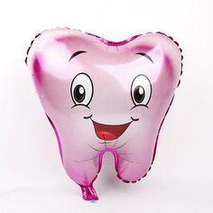 Dental Clinic Logo, Dental Art, Dental Teeth, Dental Hygienist, Dental Jokes, Dentist Clinic, Dental Jewelry, Dental Office Decor, Office Lamp