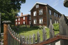 The old Hälsingland Farmhouses that now are on the UNESCO World Heritage list | Hälsingland