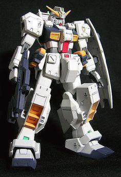 RX-121-1 Gundam HAZEL