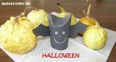 Netopier na Halloween