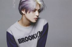 150430 Taemin  - Oh Boy! Magazine May Issue
