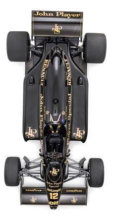 "itsbrucemclaren: ""======== 1986 Lotus 98T3 F1 Car of Ayrton Senna ========== """