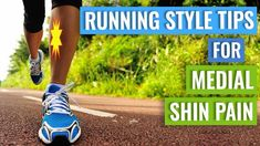 Running Tips For Shin Splints or Medial Tibial Stress Syndrome