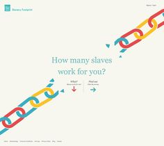 http://slaveryfootprint.org/#whats_under_your_roof