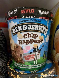Ben Jerry's Limited Botch Chip Happens Ice Cream Milka Chocolate, Chocolate Pancakes, Mint Chocolate Chips, Chocolate Ice Cream, Candy Recipes, Snack Recipes, Snacks, Ice Cream Tumblr, Ice Cream Flavors List