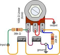 icu ~ Pin on Guitar FretBoard ~ Oct StompBoXed - The Guitar Pedal Builders Repository: Big Muff Tone Control ( Beavis Audio ) Electronic Circuit Projects, Electrical Projects, Electronic Engineering, Electrical Engineering, Hobby Electronics, Electronics Components, Electronics Projects, Diy Guitar Pedal, Guitar Pedals