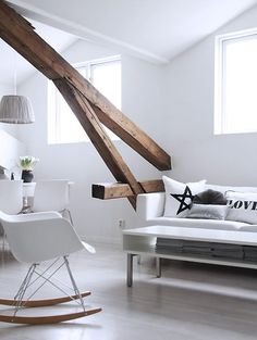 A NATURAL STYLE HOME IN OSLO, NORWAY | THE STYLE FILES