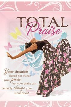Praise Him in the circumstance and watch how He moves on your behalf! Get lost in your praise and nothing else will seem to matter! Thank Him that you have the breath and life to praise His holy name! Worship Dance, Praise Dance, Praise And Worship, Praise God, Prayer Quotes, Faith Quotes, Spiritual Quotes, Alvin Ailey, Dark Fantasy Art