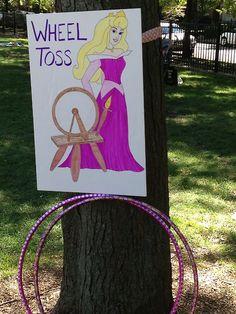 Princess Party game ideas - Ideas from Disney Princesses.