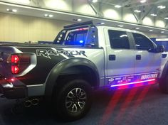 Ford Raptor Special Service vehicle - at the Police Fleet Expo in Louisville, Kentucky 8//21/14