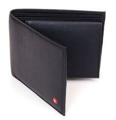 Leather Bifold Wallet | Alpine Swiss
