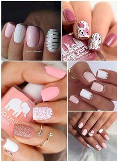 Makeup Materials, Stylish Nails, Pedicure, Hair And Nails, Nail Colors, Nail Designs, Nail Polish, Beauty, Colour
