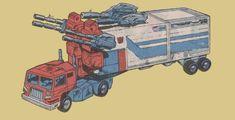 Powermaster Optimus alt mode