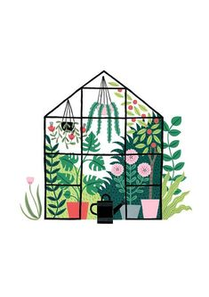 Is The Claim That Cancer Treatment Has Become A Sector? Check out Our Content For Details! Art And Illustration, Illustration Inspiration, Building Illustration, Art Floral, Posca Art, Illustration Botanique, Garden Gifts, Botanical Art, Flower Prints