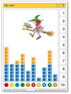 Rekenen: Pico Piccolo: Tellen tot 10 Sequencing Cards, Cycle 1, Childhood Education, Speech Therapy, Positive Quotes, Worksheets, Nursery, Teaching, Halloween