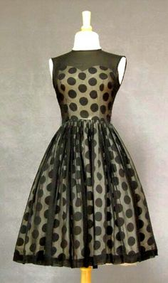 60's cocktail dress----perfect for new years!!! <3
