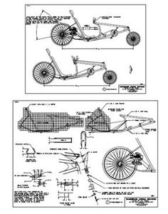 recumbent bike project