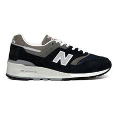 New Balance Made In The Usa M997Nv M997NV Sneakers — Running Shoes at CrookedTongues.com