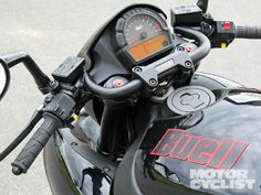 2009 Buell 1125CR   Motorcyclist