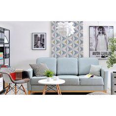 Rozkládací sedačka Colin z kolekce skandinávského nábytku Bergen, Love Seat, Soho, Couch, Furniture, Design, Home Decor, Decoration Home, Room Decor
