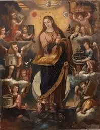 Image result for pintura colonial quiteña