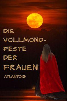 ollmondfeste sind kleinere, weniger zeremonielle Rituale als die Jahreskreisfeste. Sie werden meist in ernsterer, meditativerer Stimmung zu Ehren der Mondin gefeiert. Es gibt dreizehn Vollmondfeste im Jahr. Jeder Mondzyklus beginnt mit dem Neumond und findet seine Vollendung mit dem Vollmond. #Magie, #magisch, #Vollmond, #Frauen, #Mondritual, #Ritual, #Jahreskreis, #Mondin, #Neumond