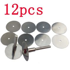10x 22mm wood cutting disc dremel rotary tool circular saw blade dremel cutting tools for woodworking tool Dremel accessories