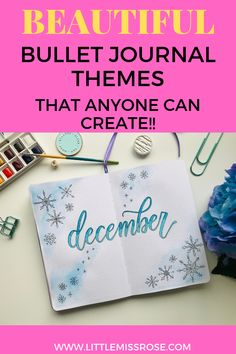 Running out of theme ideas for your bullet journal? Then try some of these amazing themes in your bujo! Making A Bullet Journal, Bullet Journal Contents, Bullet Journal Font, Bullet Journal How To Start A, Bullet Journal Junkies, Bullet Journal Themes, Bullet Journal Inspiration, Bullet Journals, Journal Ideas