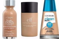Best Drugstore Foundation Cover Photo