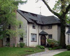 A house in Kew Gardens, Queens.