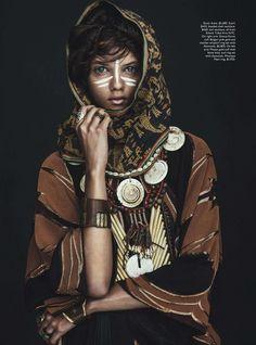 vogue australia 2014 04 apr 182 Vogue Austrália Abril 2014 | Marina Nery por Sebastian Kim  [Editorial]