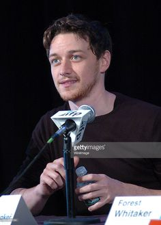 James McAvoy during IFP Filmmaker Conference 'The Last King of... News Photo   Getty Images