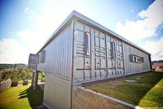 Minha Casa Container Uma mansão em container no Rio Grande do Sul - Minha Casa Container