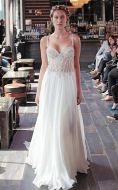 Gemy Maalouf from Best Looks From Bridal Fashion Week Spring 2018