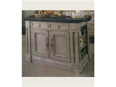 Shop for Habersham Plantation Corporation Small Hampshire Kitchen Island With Carved Top, KB37-3150, and other Kitchen Islands at Englishman's Interiors in Dallas, TX. Shipping Boxes: 2. Finish Placement: Top - Bottom.