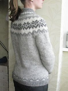 Ravelry: romashkoo's Gray again 20 Year Anniversary, Ski Sweater, 20 Years, Ravelry, Knitting Patterns, Pullover, Grey, Sleeves, Sweaters