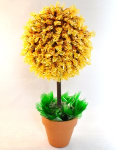 Topiary Tree - Candy Bouquet