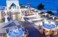 Azul Fives Weddings - Weddings Romantique