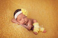 Baby Girl Hat STUNNING Newborn Baby Girl Headband and Slouchy Leg Warmer Set Leg Warmers Pick Ur Colors on Etsy, $29.99