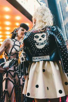 #trans#punk#punk rock#punk fashion#fashion#Fashion Week#street fashion