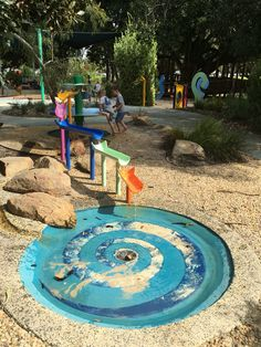 Mueller Park, Subiaco. A beautiful fully fenced playground especially great for young children.